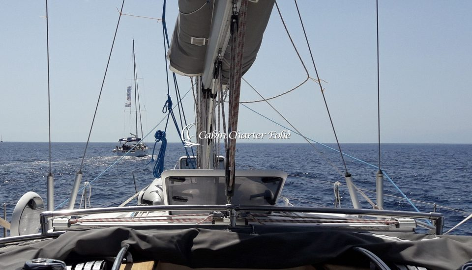 Alicudi - Compleanno in Barca a Vela - Isole - Cabin Charter Eolie