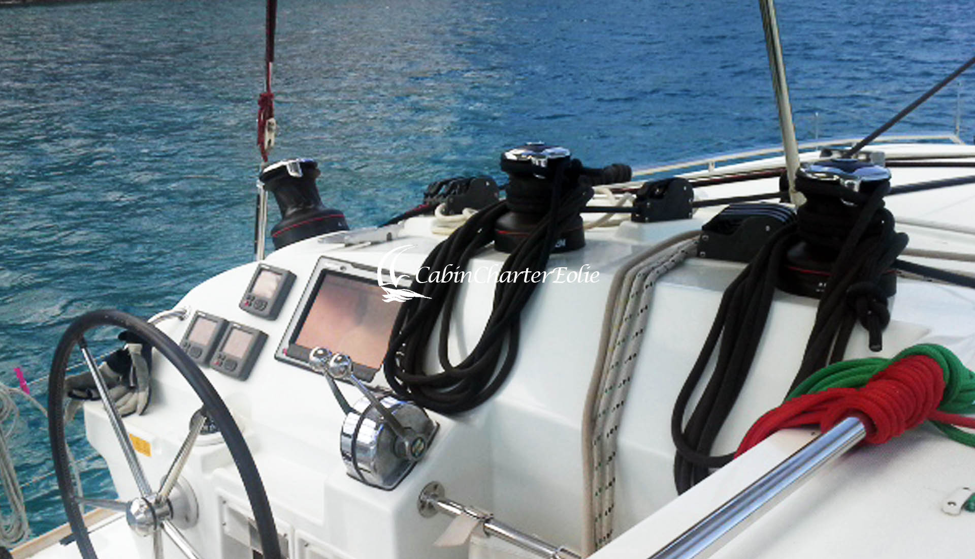 Imbarco Individuale - Team Building - Cabin Charter Eolie