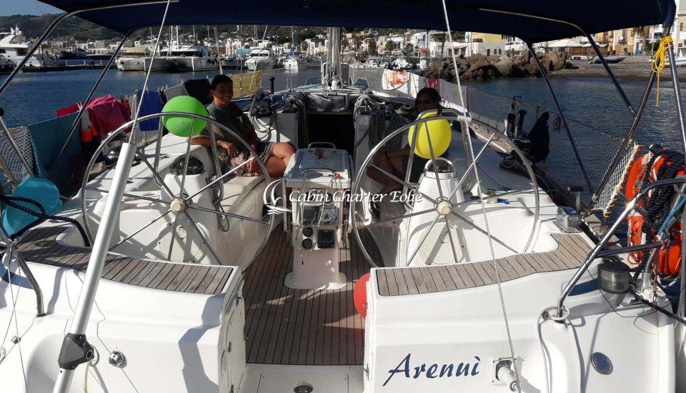 Kids - Flottiglia in Famiglia- Isole Eolie - Cabin Charter Eolie