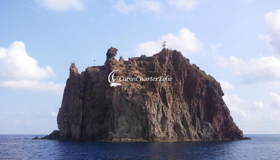 Stromboli - Strombolicchio - Vacanza in Barca a Vela - Cabin Charter Eolie