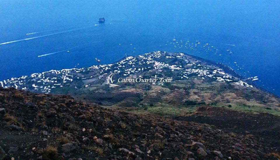 Stromboli -Vacanza - Barca a Vela - Imbarco - Single - Cabin Charter Eolie