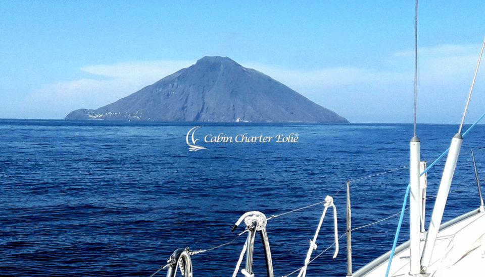 Stromboli - Vacanza in Barca a Vela - Cabin Charter Eolie