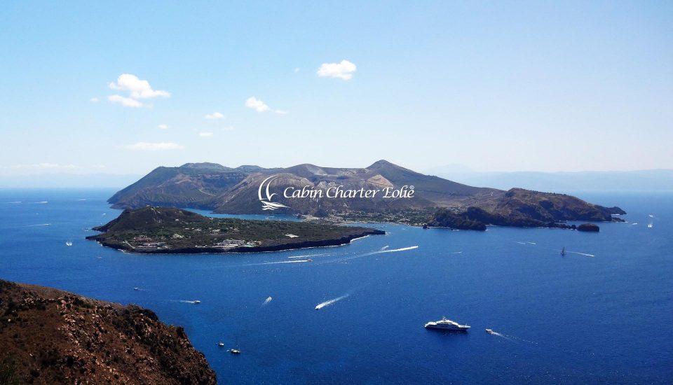 Vulcano - Aperitivo - Cabin Charter Eolie - Single – Imbarco - Sicilia - Italy