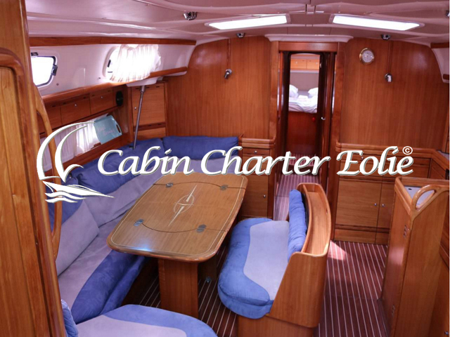 Cabin Charter Eolie - Imbarco per Single - Vacanza in Barca a Vela - Aeolian Islands - Italy