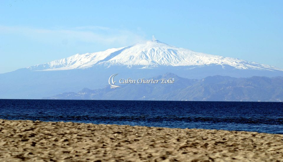 Cabin Charter Eolie - Etna da Reggio Calabria - Vacanza in Barca a Vela - Viaggio in Barca a Vela - Calabria - Sicilia