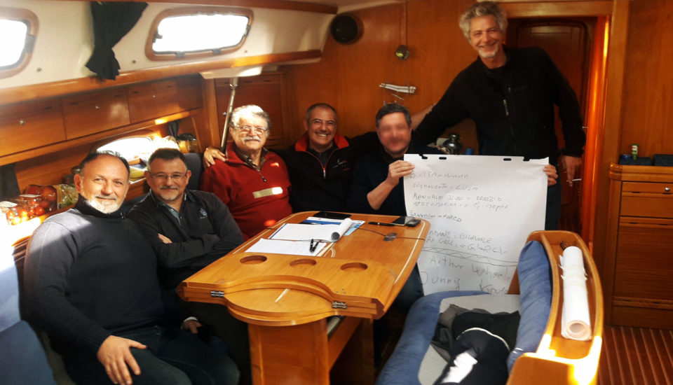 Corso Istruttori UISP -SeaLandWay - CabinCharterEolie