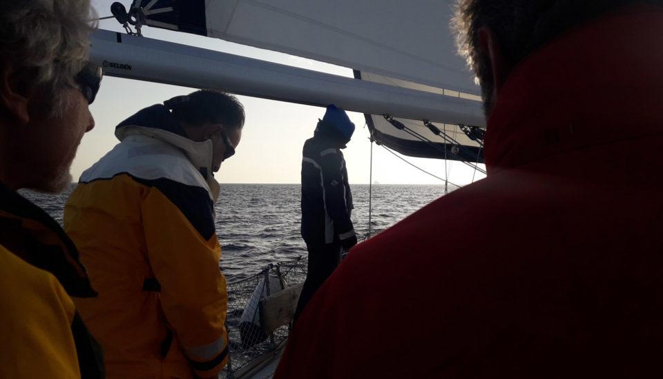 Corso Istruttori UISP -SeaLandWay - CabinCharterEolie - Reggio Calabria