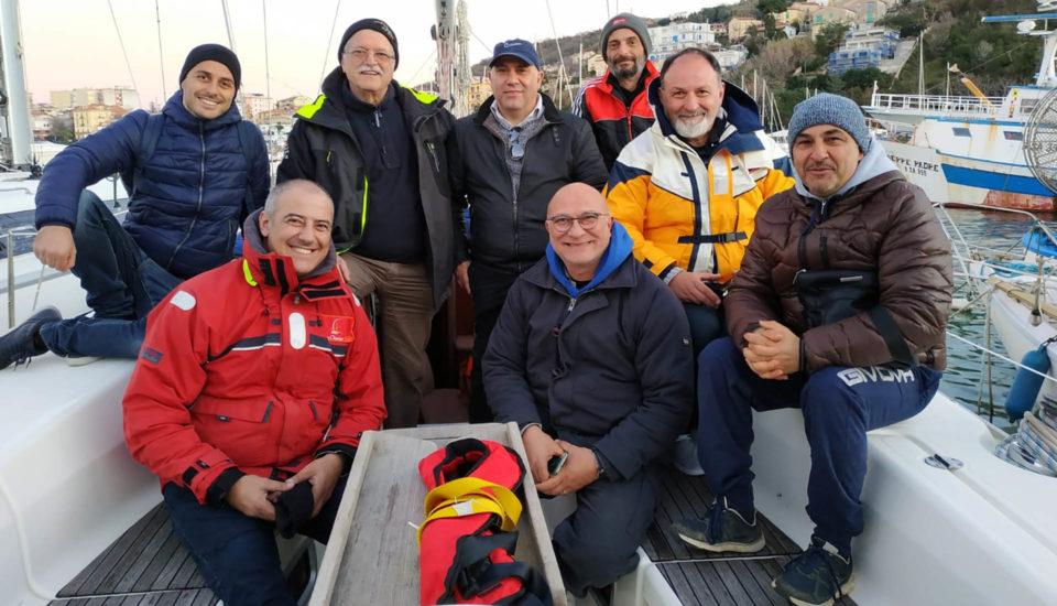 Corso Istruttori UISP -SeaLandWay - CabinCharterEolie - Scilla - Tropea