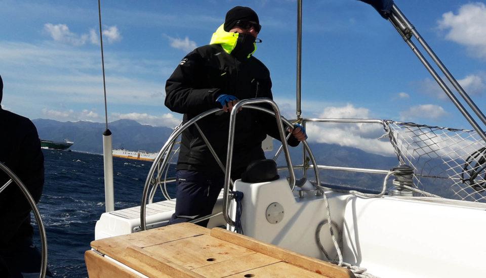 Corso Istruttori UISP -SeaLandWay - CabinCharterEolie - Sicilia