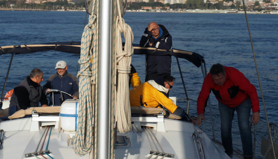 Corso Istruttori UISP -SeaLandWay - CabinCharterEolie - Vacanza Eolie