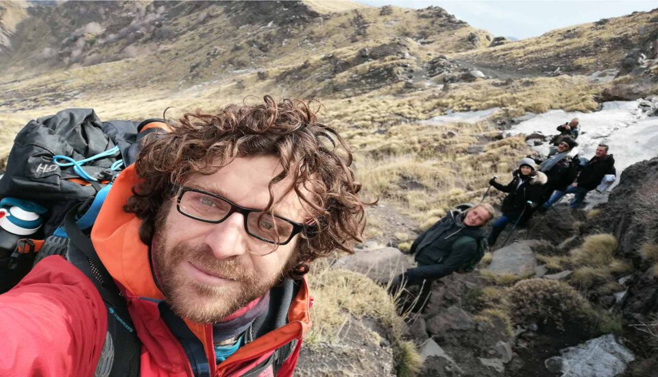 Rosario Vecchio - SeaLandWay asd - Trekking Isole Eolie