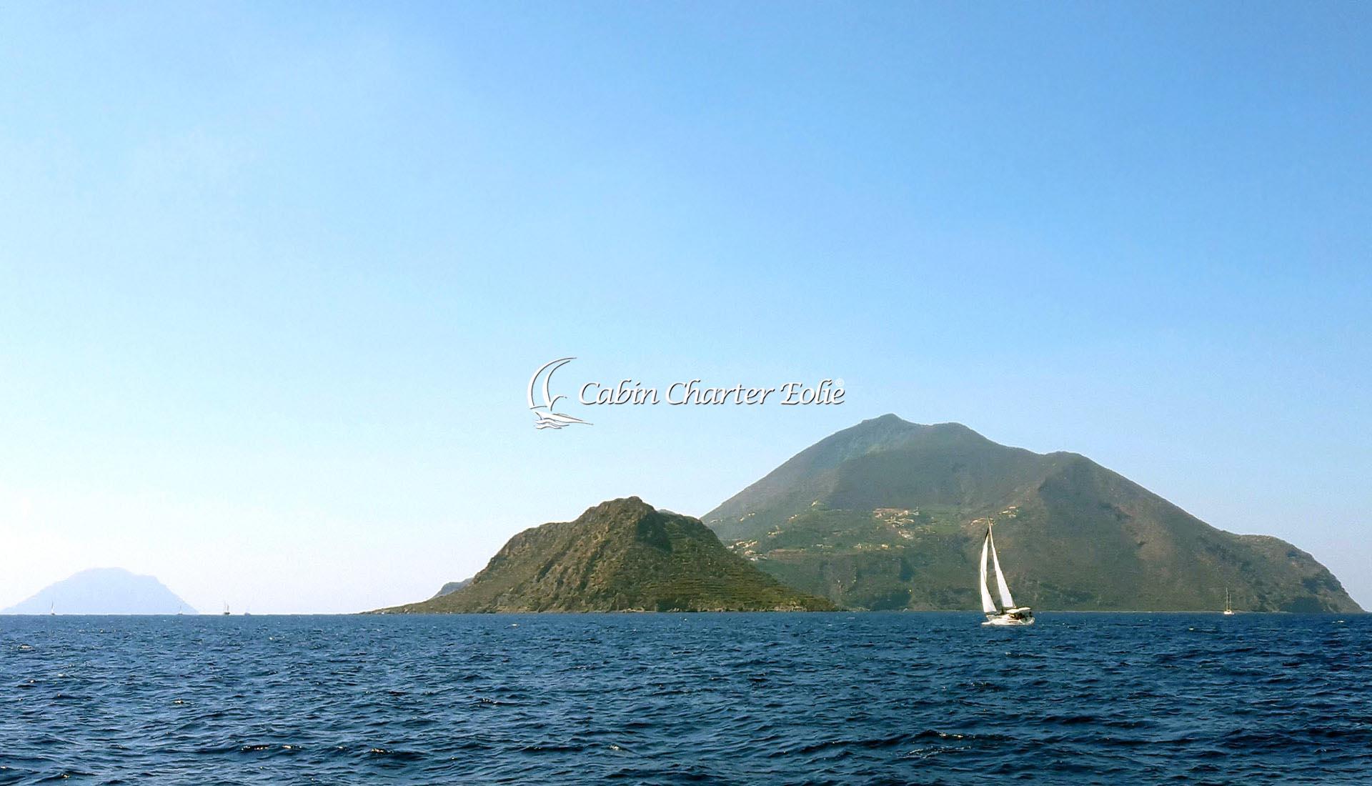 Barca a Vela per Single - Cabin Charter Eolie